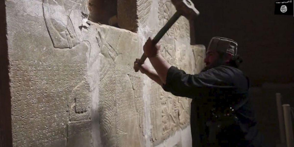 La otra guerra: Irak busca digitalizar biblioteca por temor a ISIS