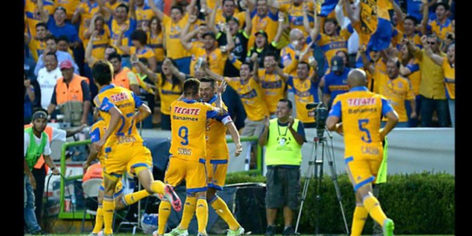 Quieren ser el primer club azteca que gana la Libertadores Foto:Getty Images