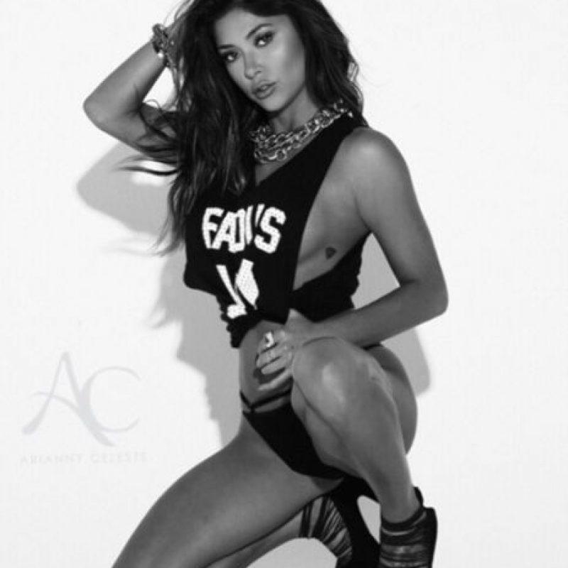 """En 2010 fue nombrada la """"Chica del Día"""" por """"Sports Illustrated"""". Foto:Vía instagram.com/ariannyceleste"""