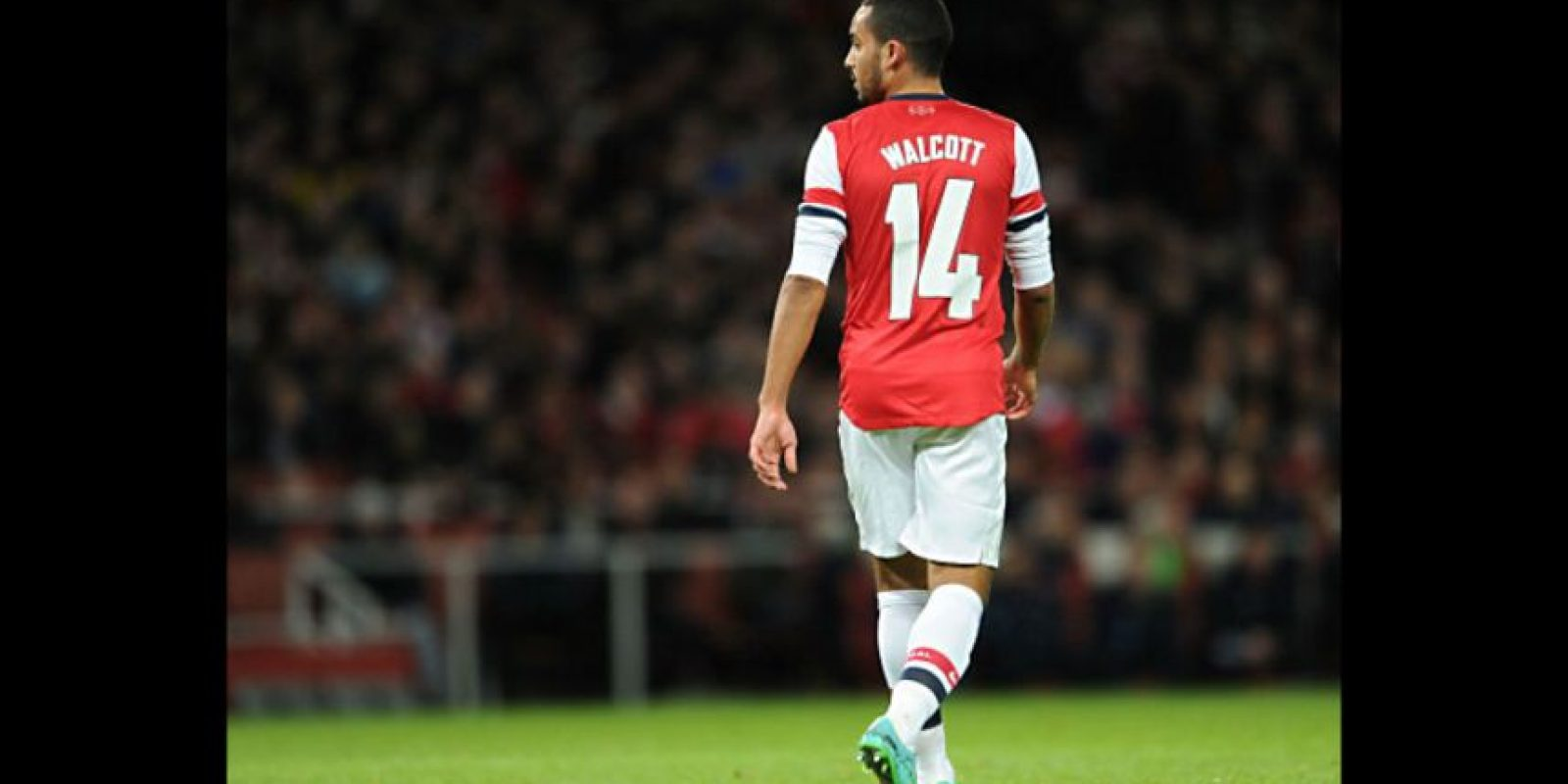 7. Theo Walcott (Arsenal) Foto: Getty Images