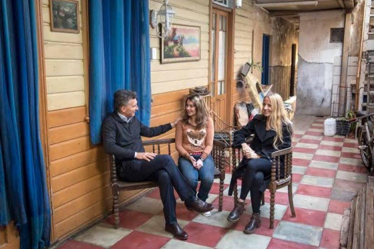 Mauricio Macri Foto:facebook.com/mauriciomacri