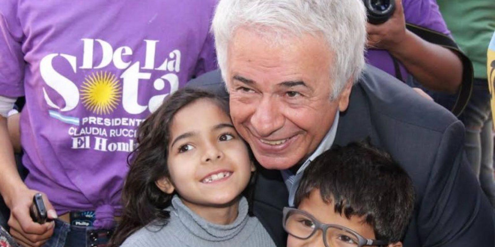 José Manuel de la Sota Foto:facebook.com/DelaSotaOk