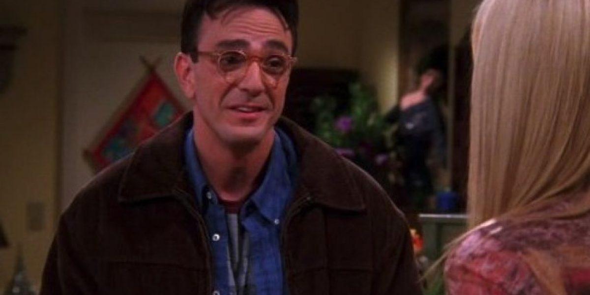 """Miren cómo envejecieron los novios de las protagonistas de """"Friends"""""""