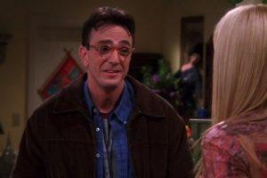 """Interpretó a """"David"""", el científico que se enamoró de """"Phoebe"""". Foto:vía instagram.com/hankazaria"""