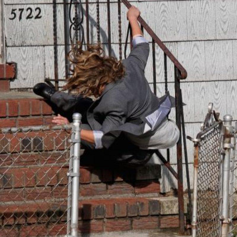 JLo es la protagonista de esta serie de NBC. Foto:The Grosby Group