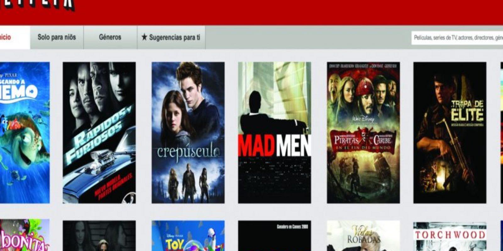 "12- El show más visto en Netflix ha sido ""Breaking Bad"". Foto:Netflix"