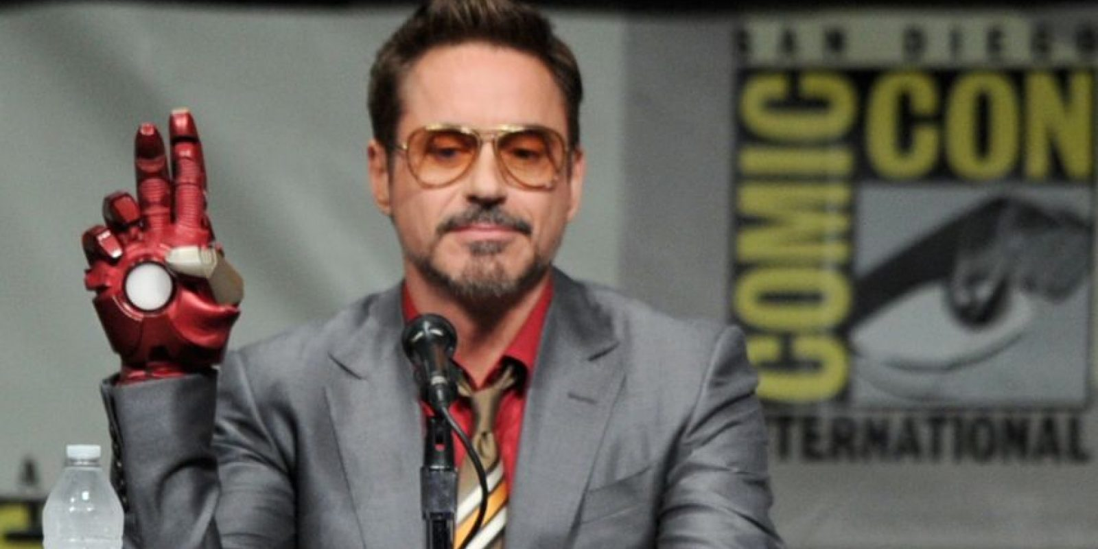 "En 2007, aceptó interpretar al excéntrico ""Tony Star"", creador de ""Iron Man"". Foto: Getty Images"