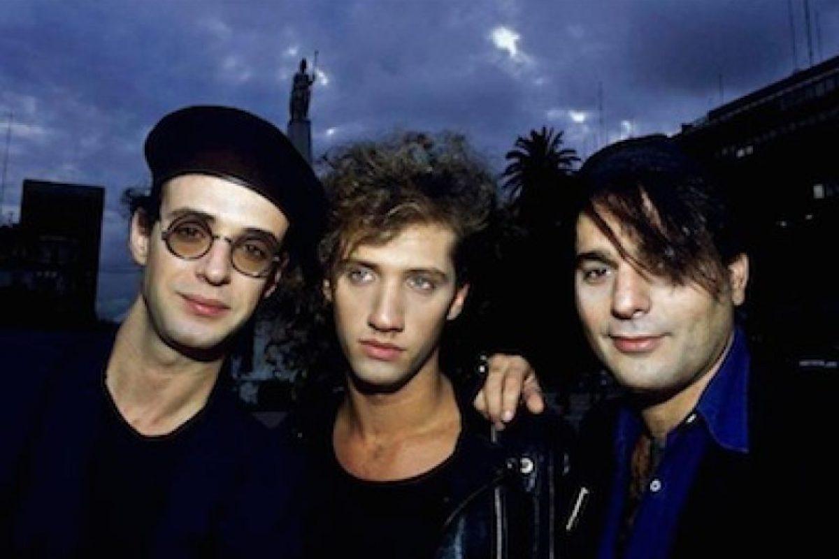 Cerati lideró entre 1982 y 1997 la icónica banda Soda Stereo Foto:Facebook/SodaStereo