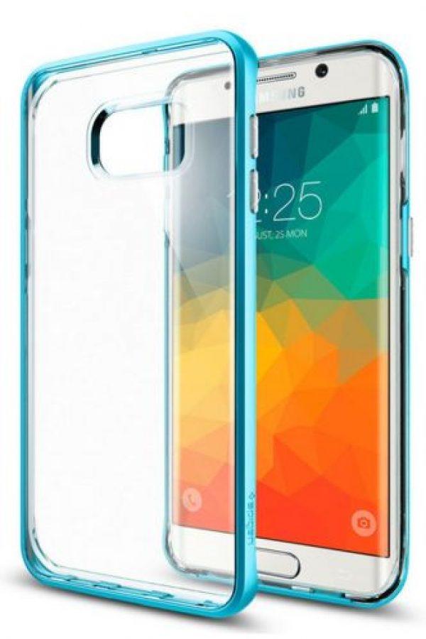 b29565580ac FOTOS: Así luce el Samsung Galaxy S6 Edge Plus con carcasas. Foto: Vía  spigen.com; Foto: Vía spigen.com; Foto: Vía spigen.com ...