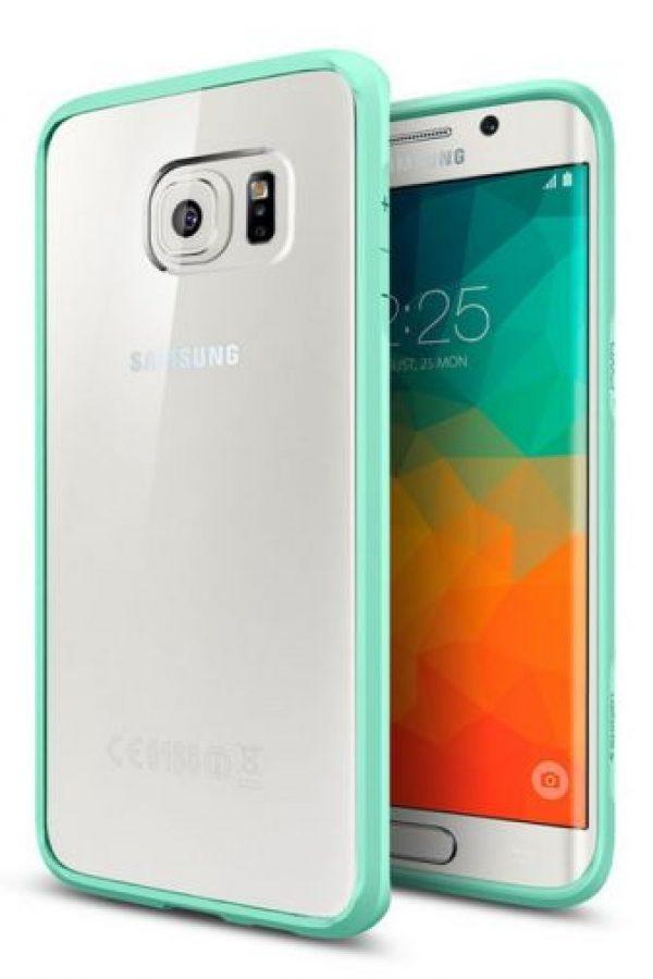 73394bcaeac FOTOS: Así luce el Samsung Galaxy S6 Edge Plus con carcasas | Metro ...