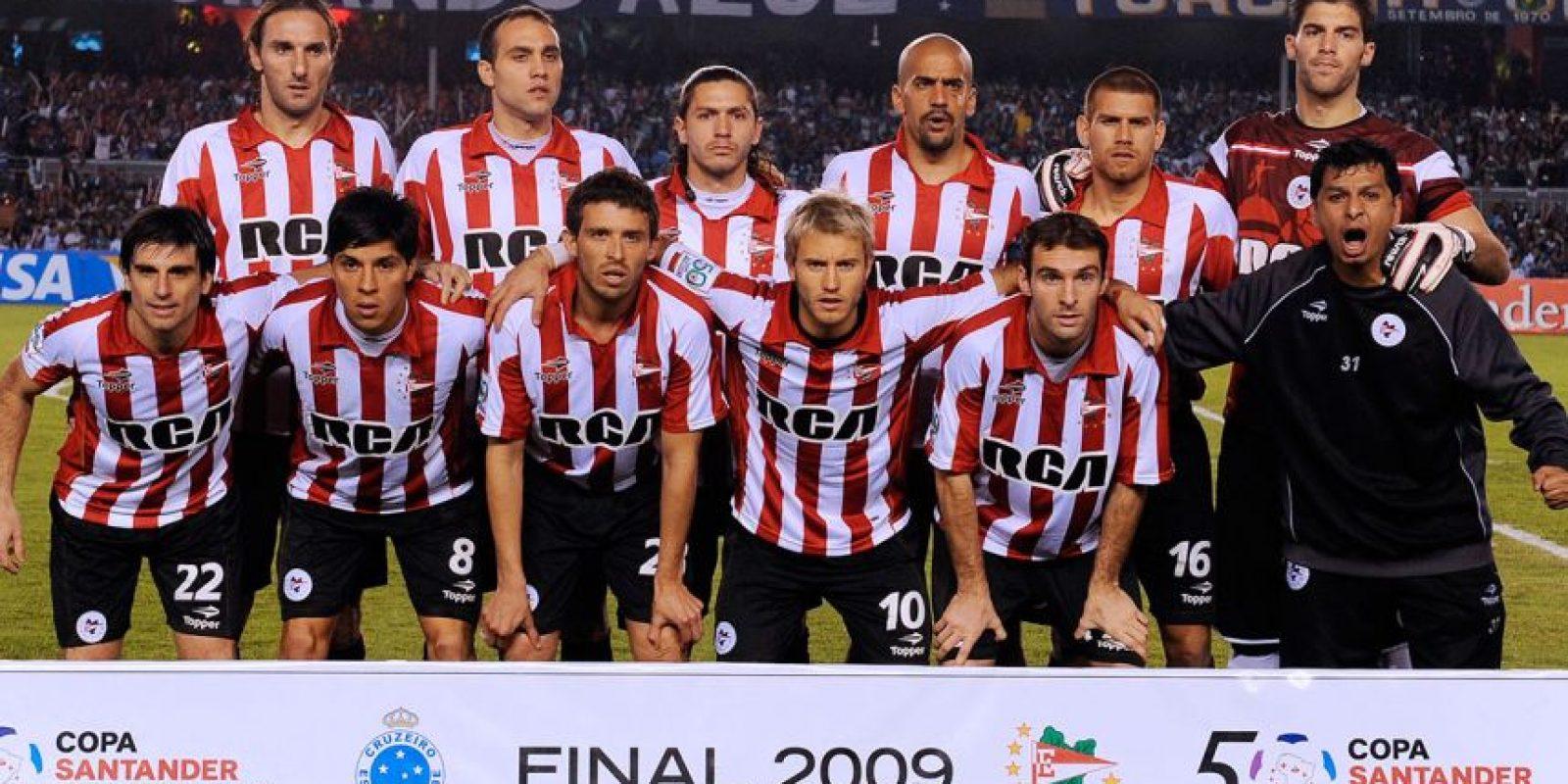 4. Estudiantes (Argentina) Foto:AFP