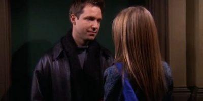 """Y posteriormente se convirtió en """"Danny"""" el vecino y novio de """"Rachel"""". Foto:Getty Images"""