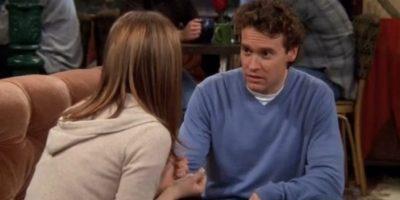 """Interpretó a """"Joshua"""", el cliente divorciado que enloqueció a """"Rachel"""" Foto:vía facebook.com/friends.tv"""