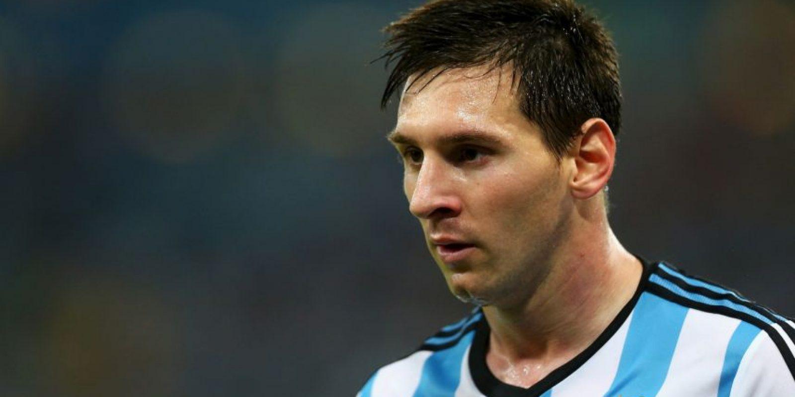 3. Ignoró a un niño durante el Mundial Foto:Getty Images