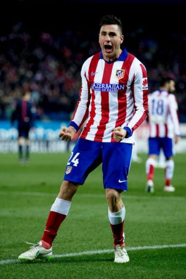 5. José María Giménez / Atlético de Madrid / Uruguay / 20 años / Defensa central Foto: Getty Images