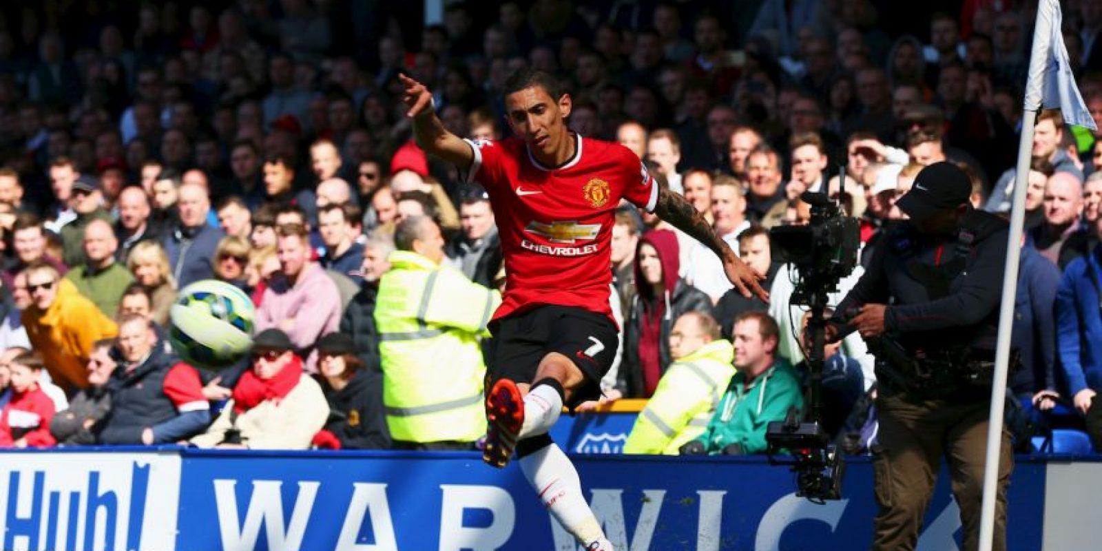 Llega procedente del Manchester United Foto:Getty Images