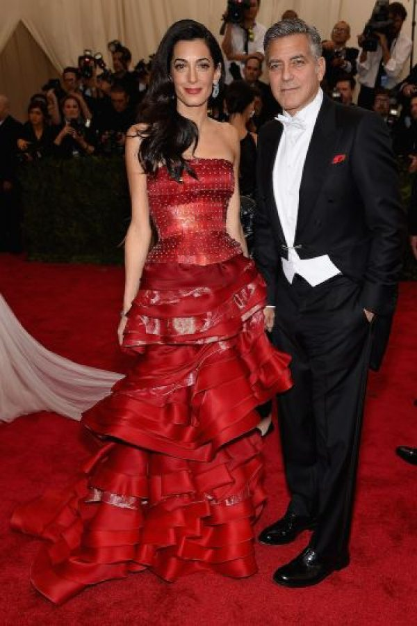 Amal Clooney Foto:Getty Images
