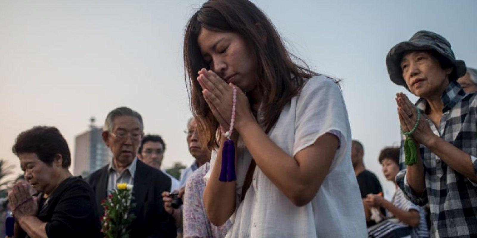 Se situa a 150 metros del epicentro de la explosión Foto:Getty Images