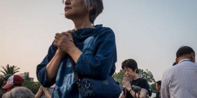 Su llamado contra las armas nucleares tiene un contexto especial Foto:Getty Images
