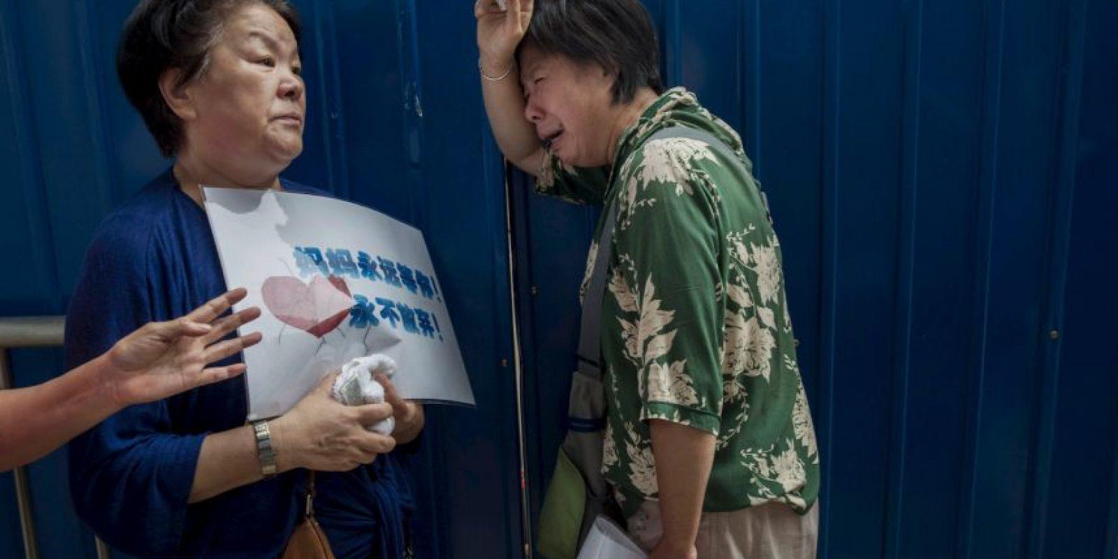 El gobierno de Malasia fue quien declaró el vuelo MH370 como desaparecido mientras se encontraba en ruta desde Kuala Lumpur, capital de Malasia, a Beijing, capital de la República Popular China. Foto:Getty Images
