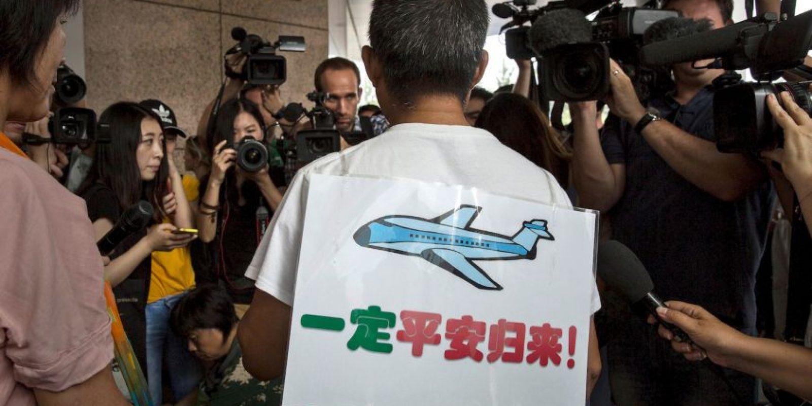 """Según el canal británico """"BBC"""", a pesar de una extensa búsqueda internacional en el sur del Océano Índico no se encontró ningún rastro de la aeronave. Foto:Getty Images"""