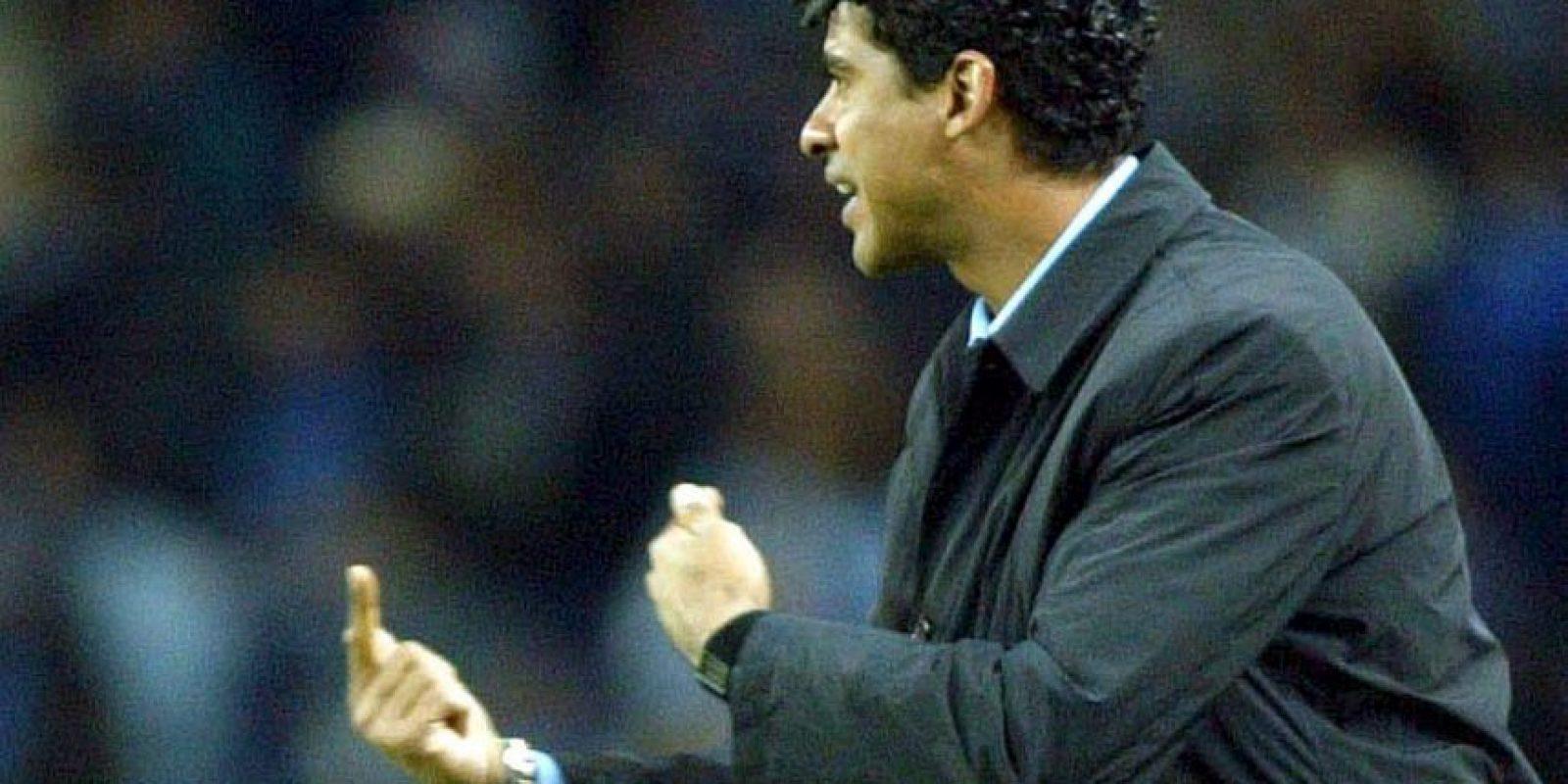 Y en 2006 al mando del Barcelona levantó una Liga de Campeones más Foto:Getty Images