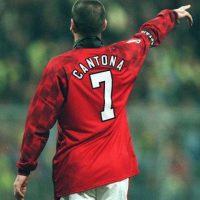 Después de una larga carrera en Francia y un brevo paso por el Leeds United, Eric Cantona llegó a Manchester United en 1992. Foto:Getty Images
