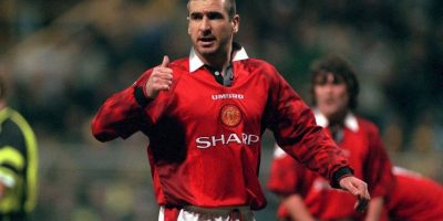 Se retiró vistiendo la camiseta de Manchester United en 1997. Foto:Getty Images