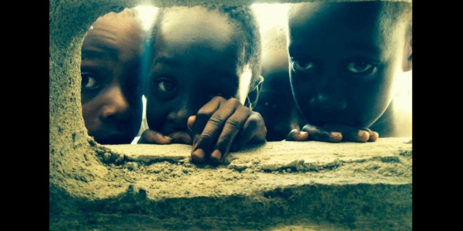Primer lugar en la categoría Niños Foto:Jeremy Kern