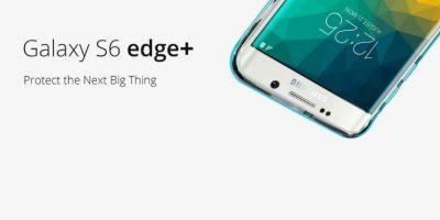 FOTOS: Así luce el Samsung Galaxy S6 Edge Plus con carcasas