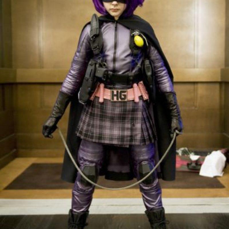 Ella es despiadada y una máquina de matar. Foto:vía Universal Studios