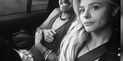 """Estuvo al lado de Charlize Theron en """"Dark Places"""" y con Juliette Binoche en """"Clouds of Sils Maria"""". Foto:vía Instagram/chloemoretz"""
