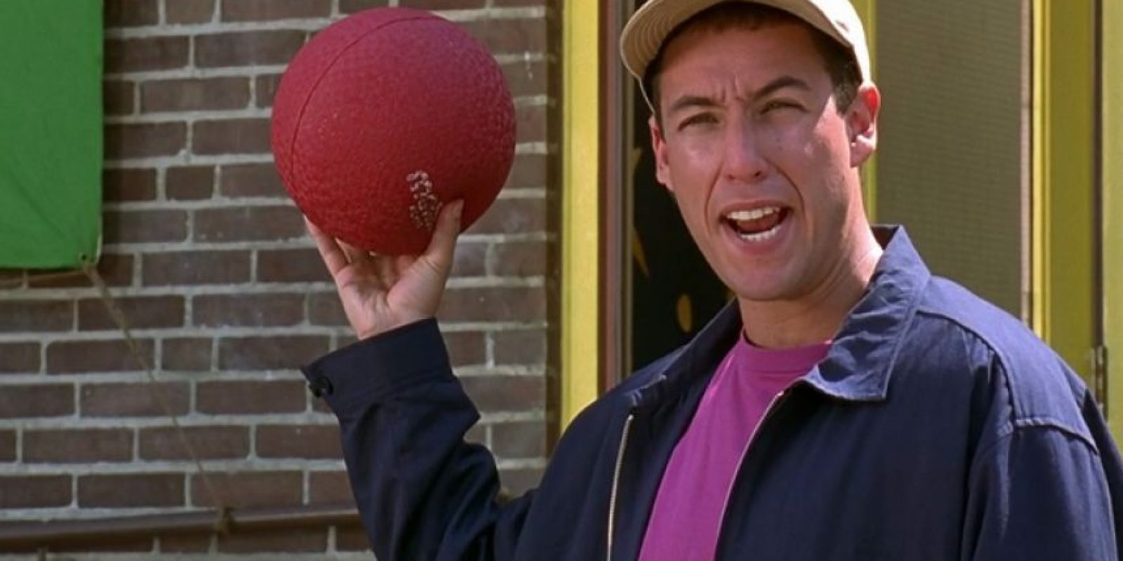 "6. ""Billy Madison"". Foto: vía Universal Pictures"