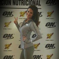 Representó a Paraguay en lanzamiento de jabalina en los Juegos Olímpicos de Beijing 2008, donde llamó la atención por su belleza Foto:Vía twitter.com/LerynFranco