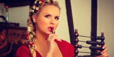 Anna Semenovich Foto:Vía instagram.com/ann_semenovich