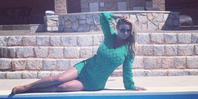 A sus 35 años es modelo, cantante y actriz Foto:Vía instagram.com/ann_semenovich