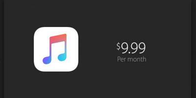 La compañía ofreció un periodo de prueba de tres en el que cualquiera podrían usar la app gratuitamente Foto:Apple