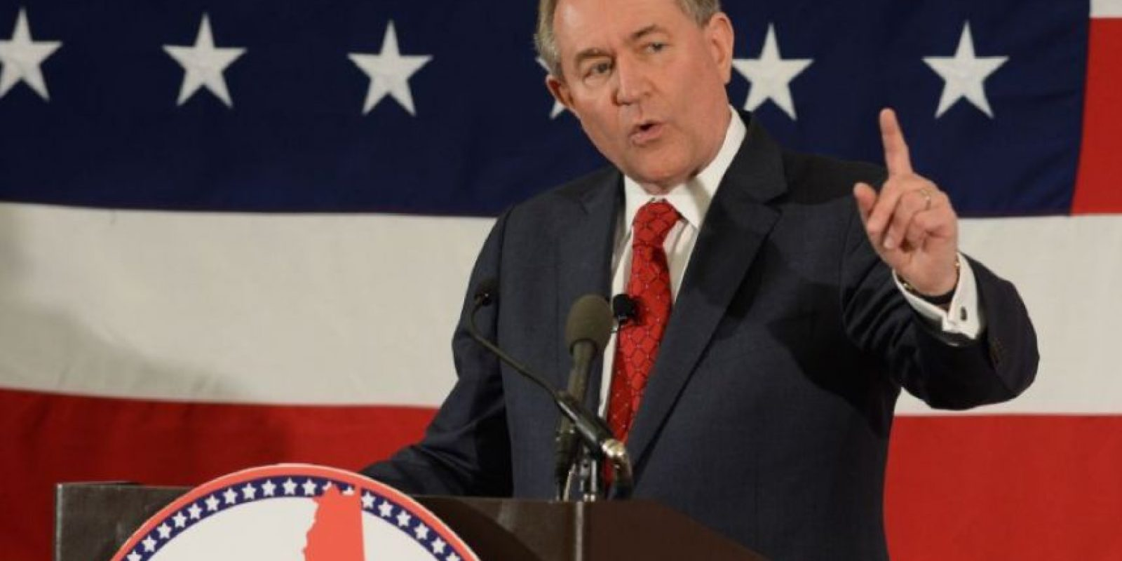 Jim Gilmore Foto: Getty Images