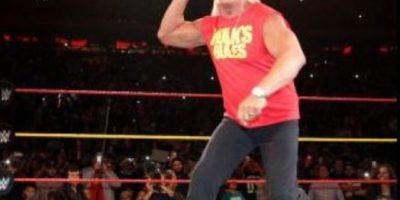 Este fue el inesperado regreso de Hulk Hogan a la WWE