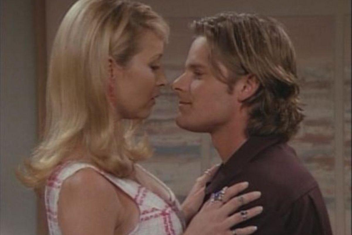 """Interpretó a """"Duncan"""", el primer esposo de """"Phoebe"""" Foto:vía facebook.com/friends.tv"""