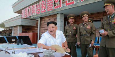 Debido al hermetismo que guarda el país, no existe una biografía oficial Foto:AFP