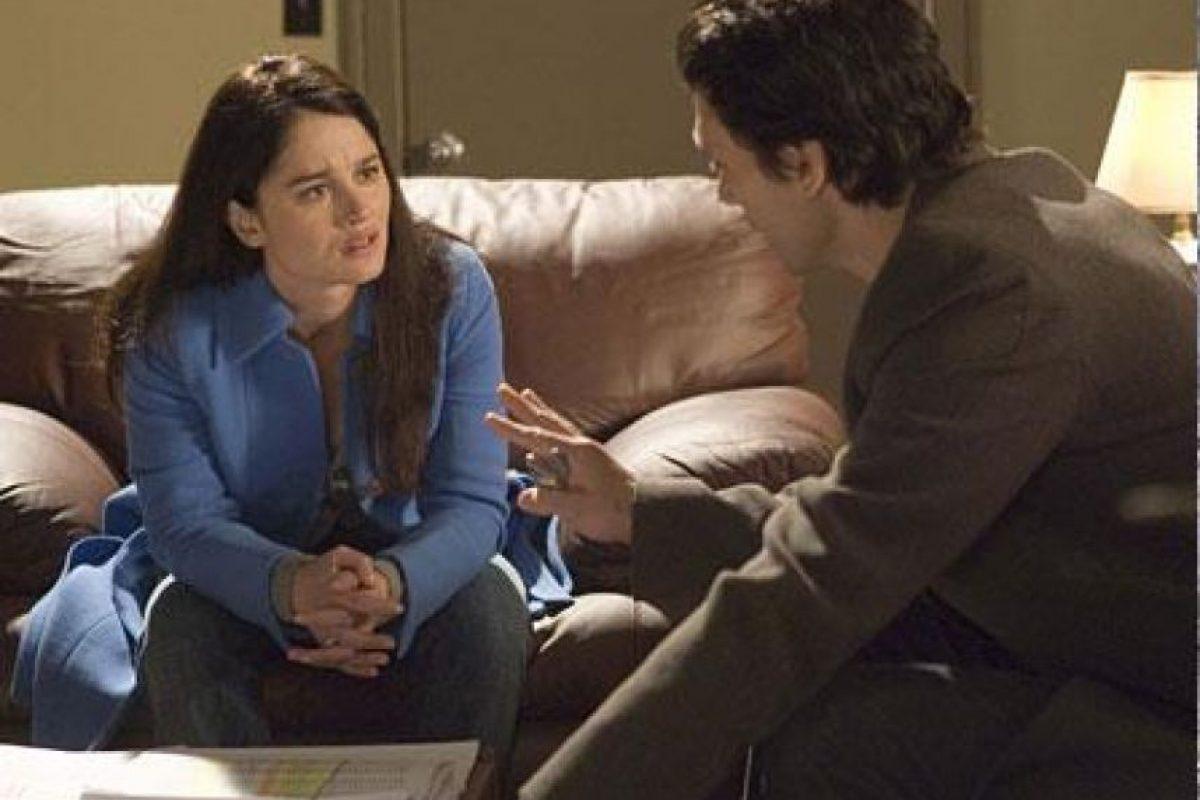 """Veronica Donovan""(Robin Tunney) Foto:IMDB"