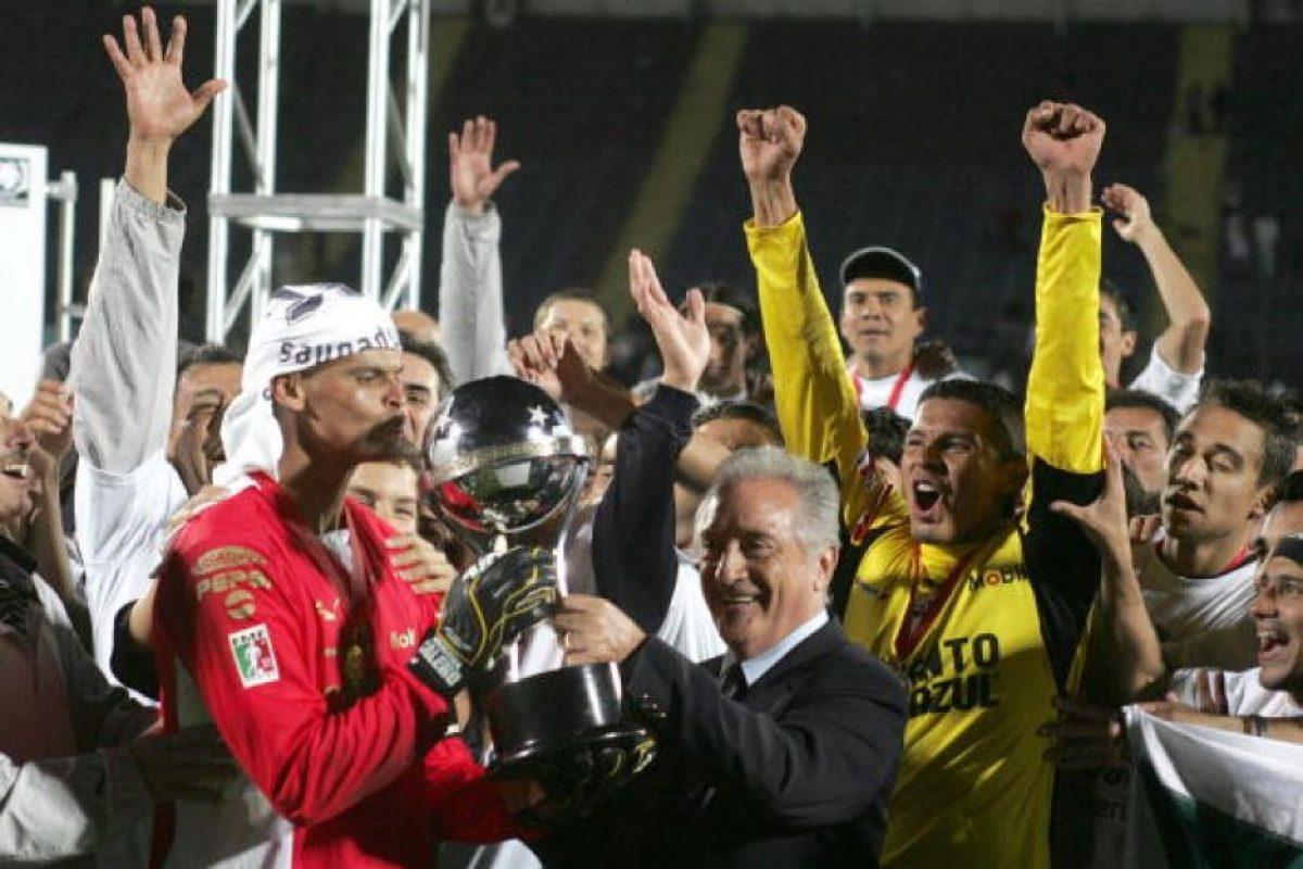 Pachuca. Luego de jugar en la segunda división de México en la década de los años 90, en 1996 subieron a primera para nunca más irse Foto:Getty Images