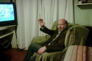 Pero había pocos hinchas tan emocionados como él. Foto:Vía facebook.com/eltanoapasmanpaginaoficial