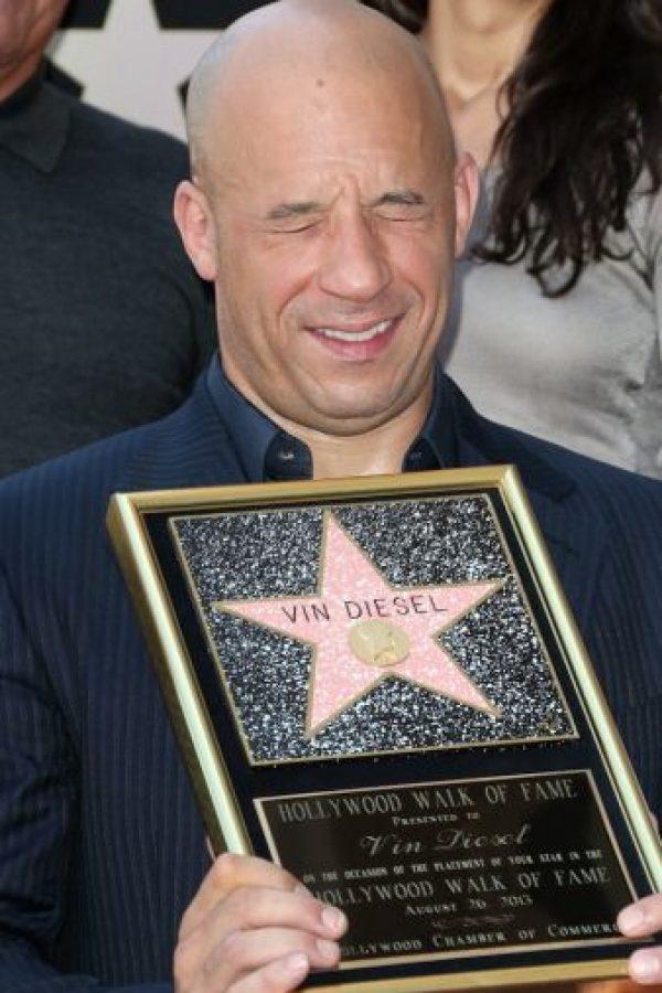 """Inició su carrera en 1994 con el filme """"Multi-Facial"""". Foto:Getty Images"""