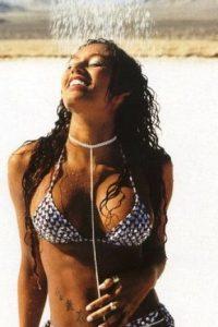 """Luego de separarse de las Spice Girls, en el año 2000 lanzó su álbum debut """"Hot"""". Foto: Getty Images"""