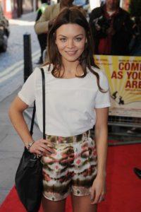 """También ha participado en series como: """"The Vampire Diaries"""" y """"Falling Skies"""". Foto:Getty Images"""