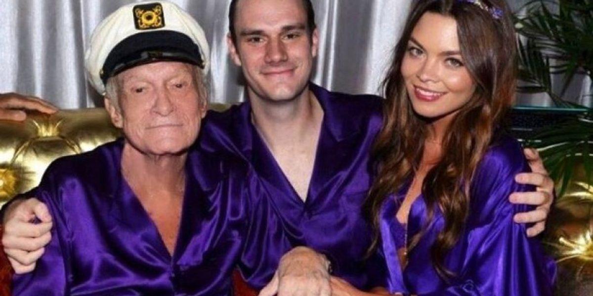 """El heredero de """"Playboy"""" se comprometió con una estrella de """"Harry Potter"""""""