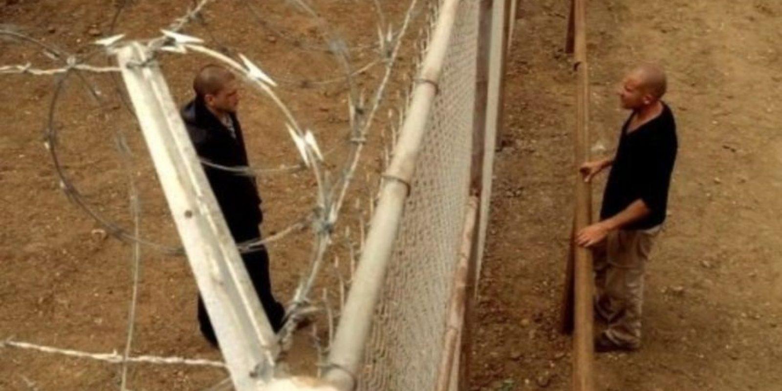 El rodaje de la primera temporada tuvo lugar en la correccional de Joliet en Illinois, Estados Unidos Foto:IMDB