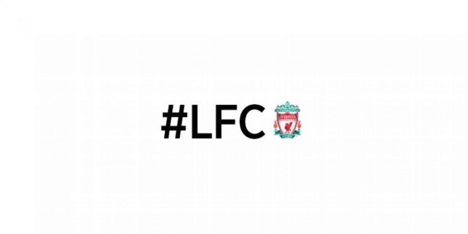 Liverpool. Foto:Twitter